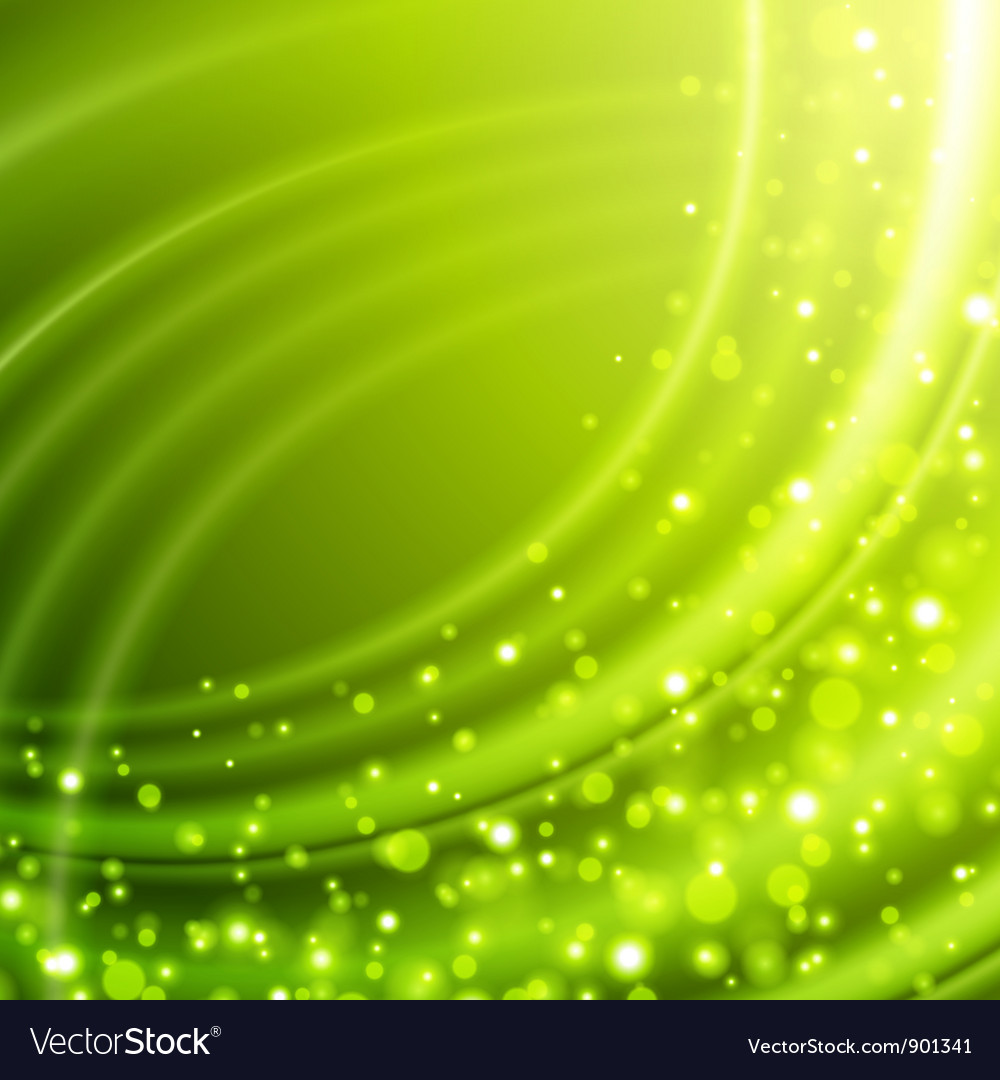 Abstract smooth light lines background