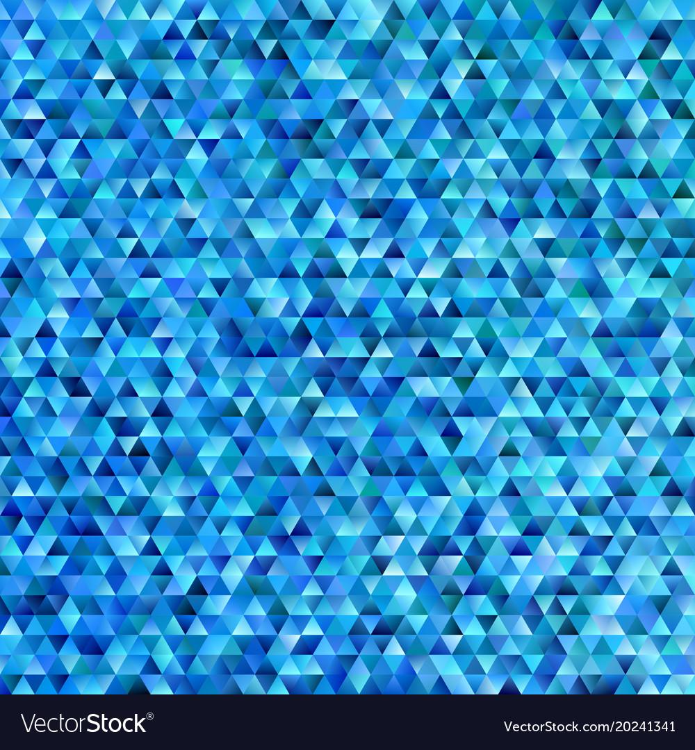 Geometric polygonal regular triangle tile