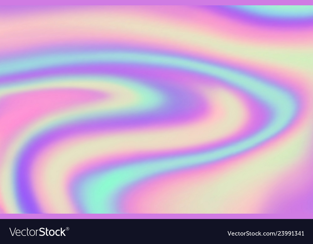 Hologram background iridescent holographic