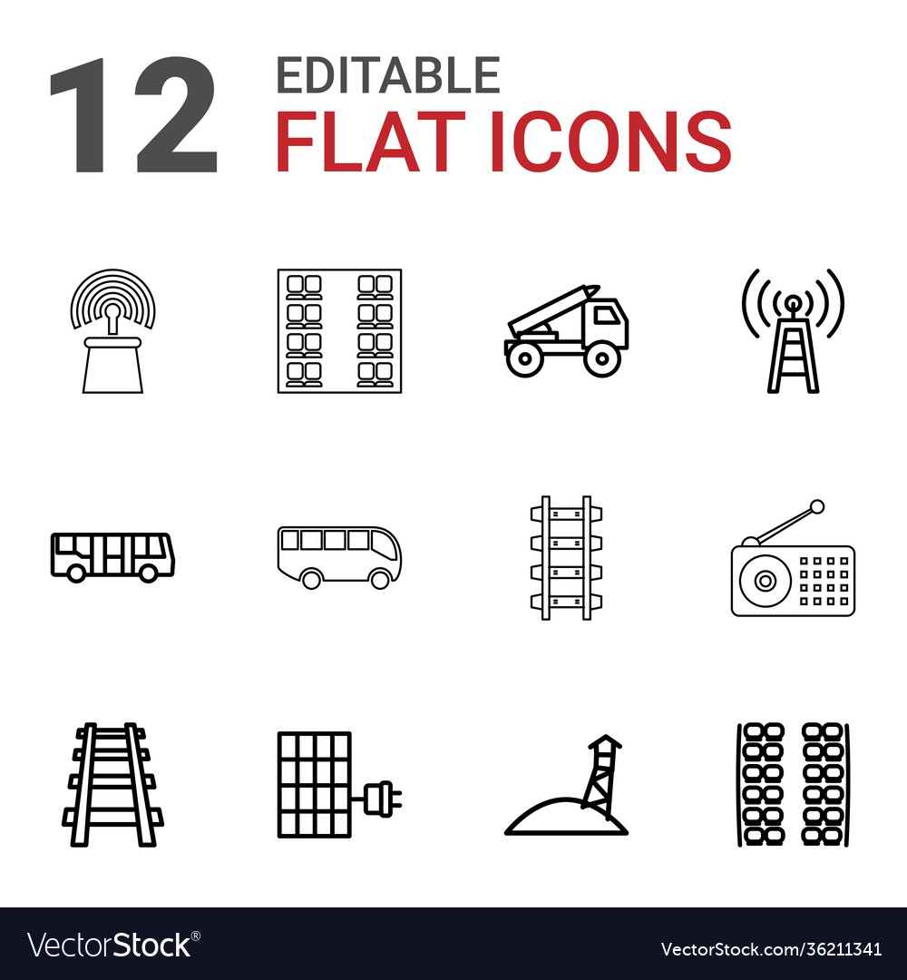 Station icons