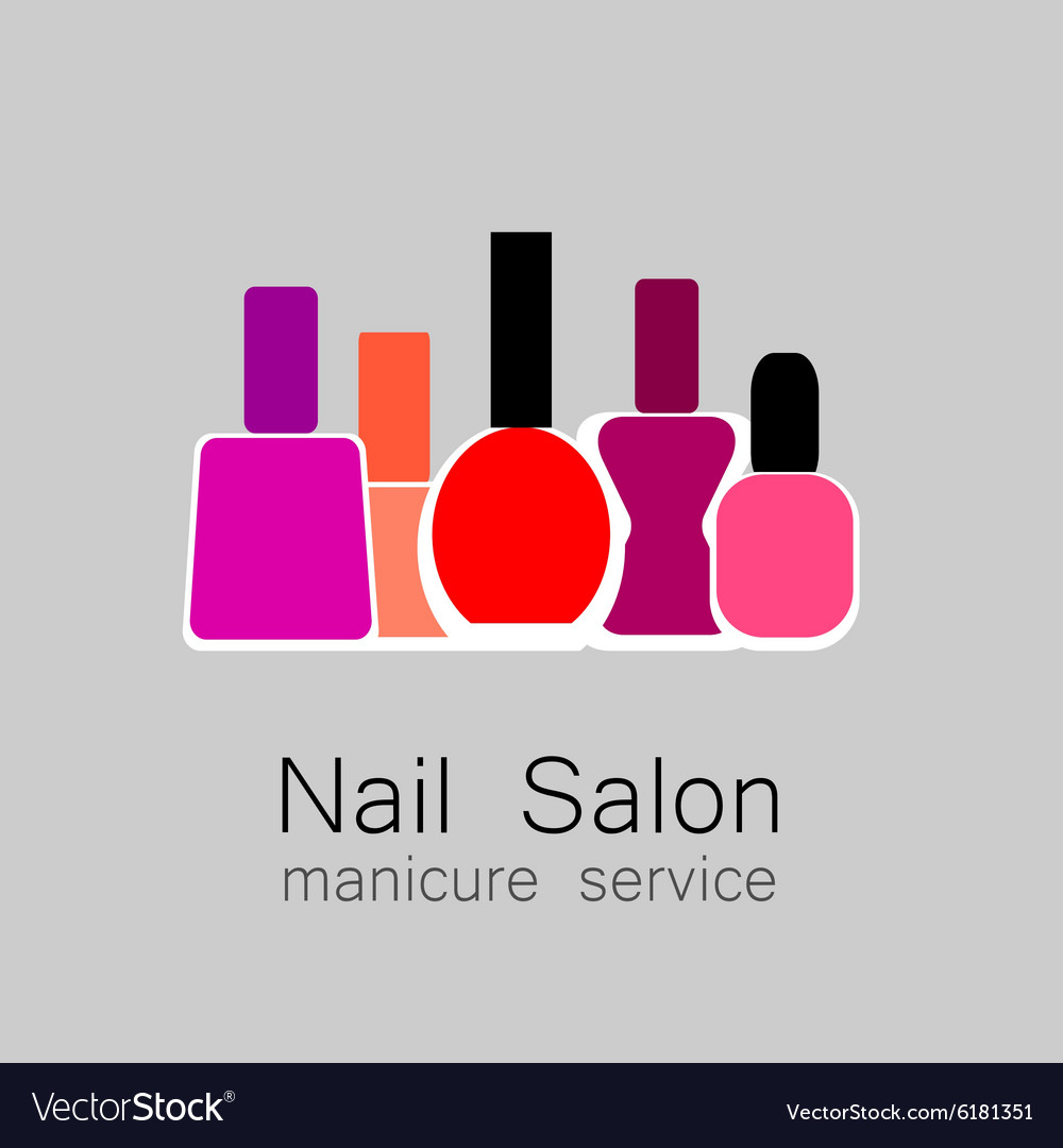 Nail Salon Logo Design - Best Nail 2018
