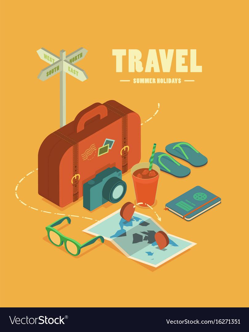 Travel summer holidays