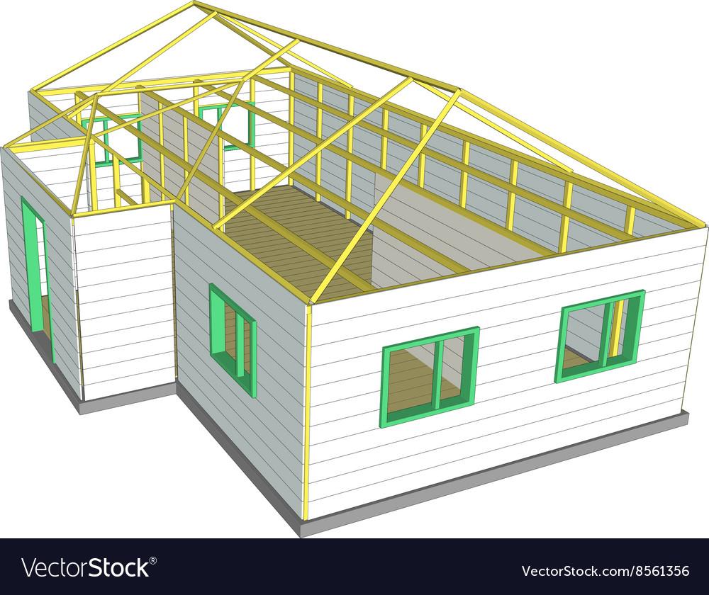 Building under construction technical