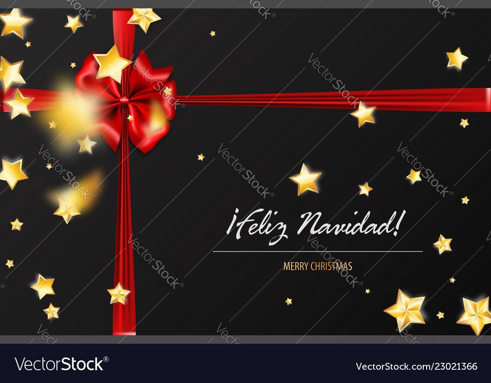 Holiday christmas gift silk bow