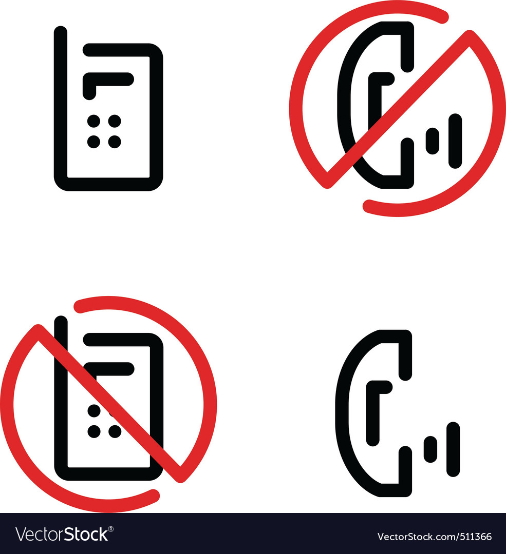Nophones zone