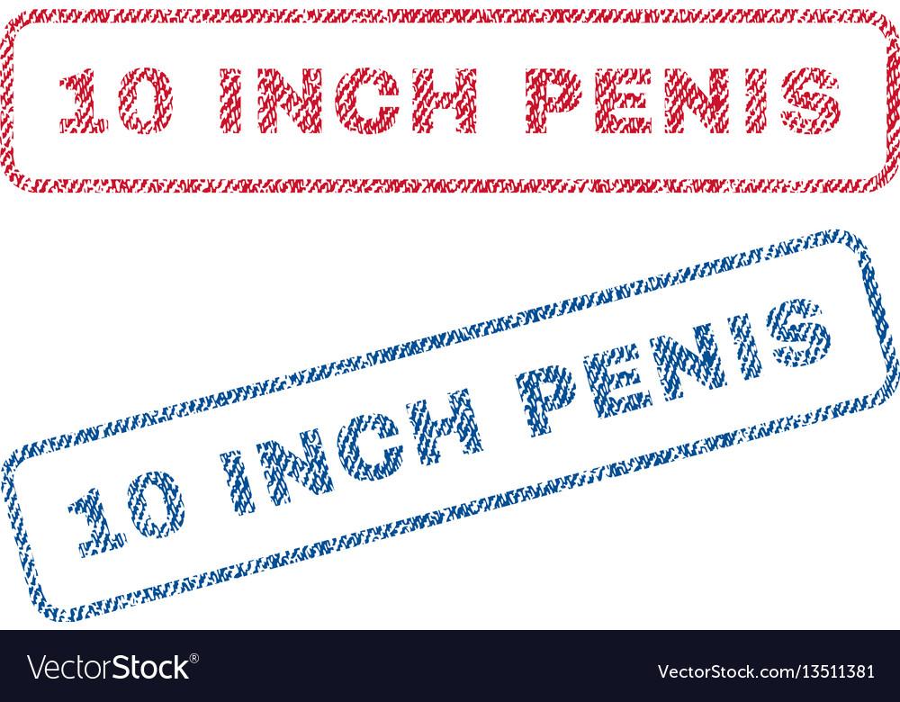 is een 10 inch penis grote