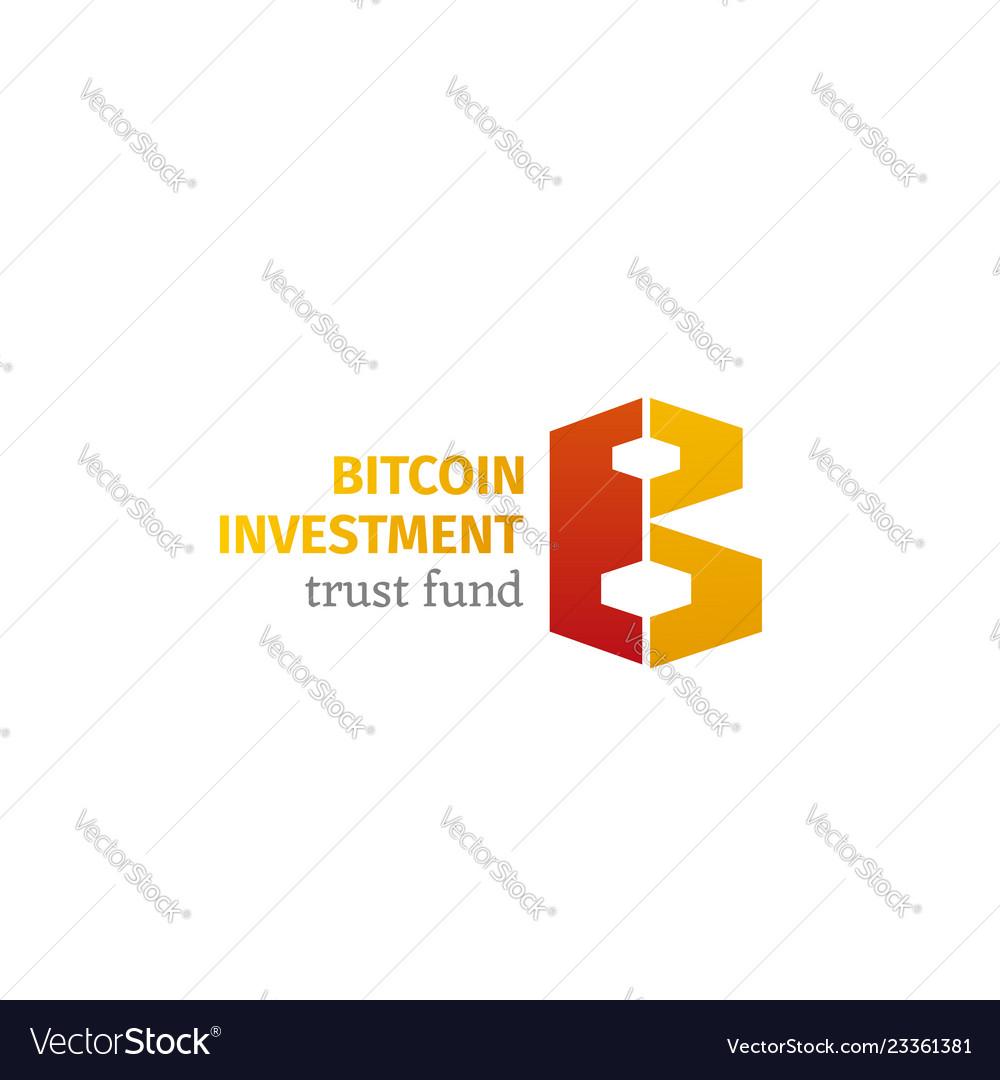 Bitcoin investment emblem