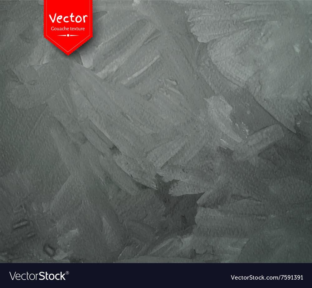 Gark gray gouache texture