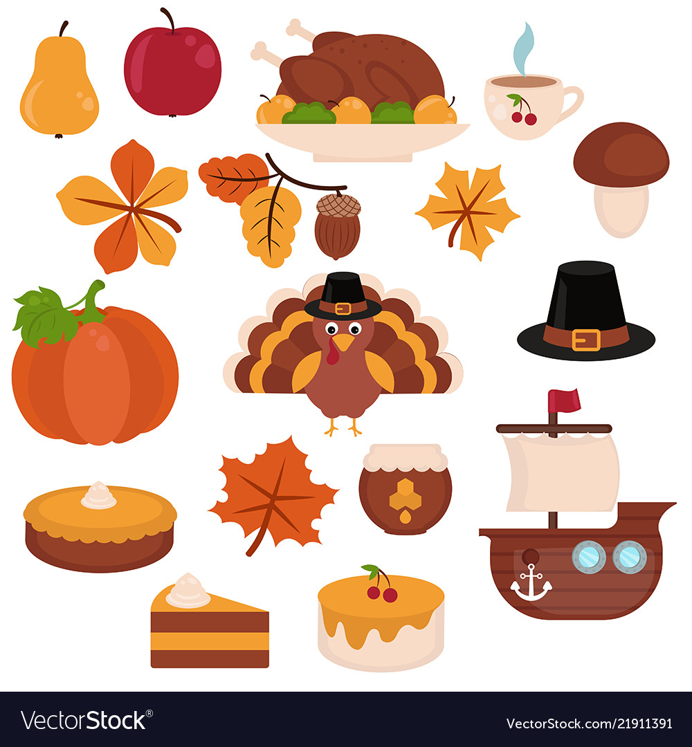 Happy thanksgiving set happy thanksgiving set