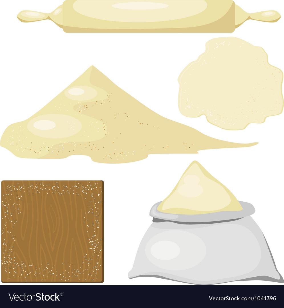 Dough Flour