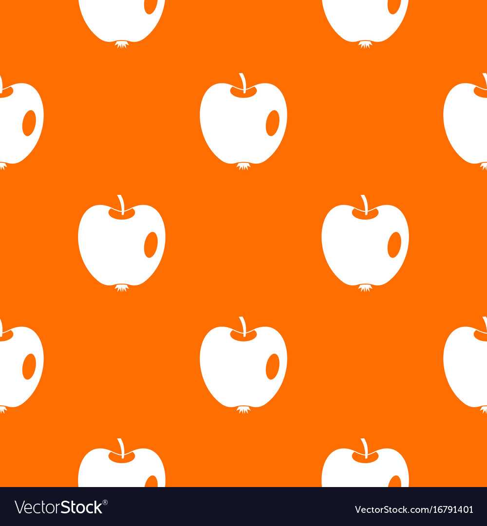 Apple pattern seamless