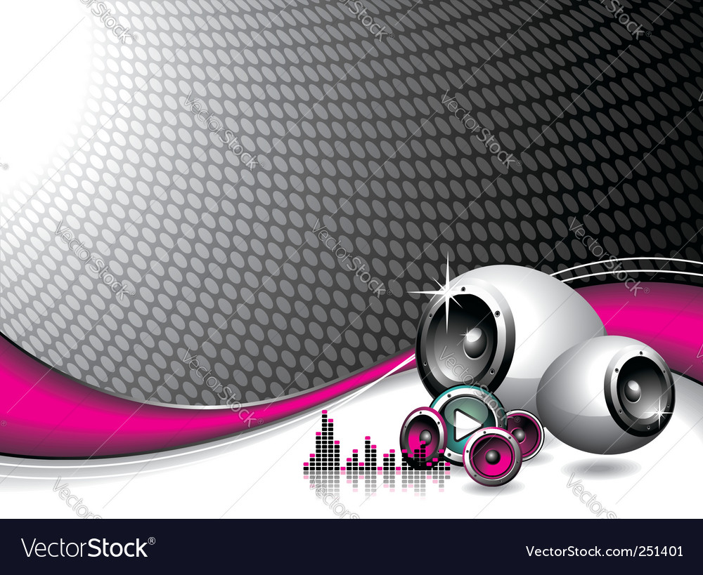 Music and speakers