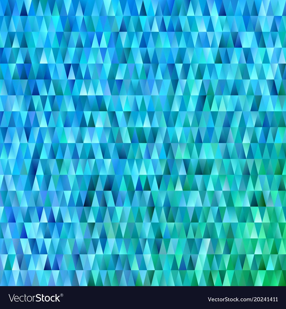 Geometric triangular polygon pattern background