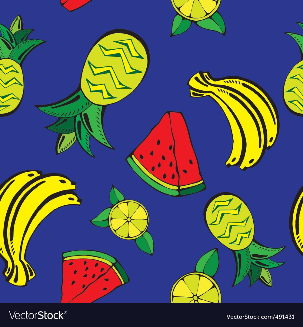 Fruits pattern3