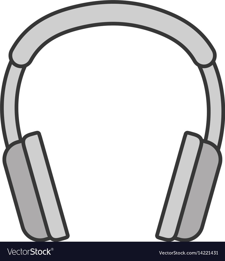 Headset audio device icon