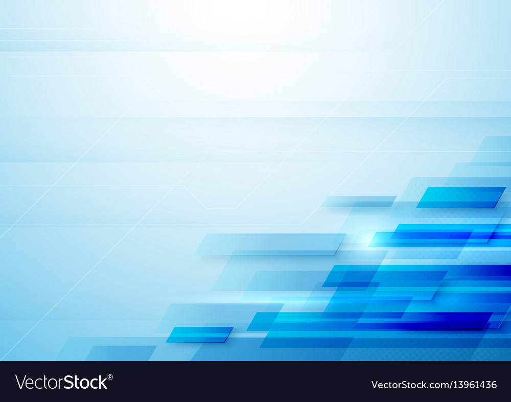 Abstract rectangles motion technology background