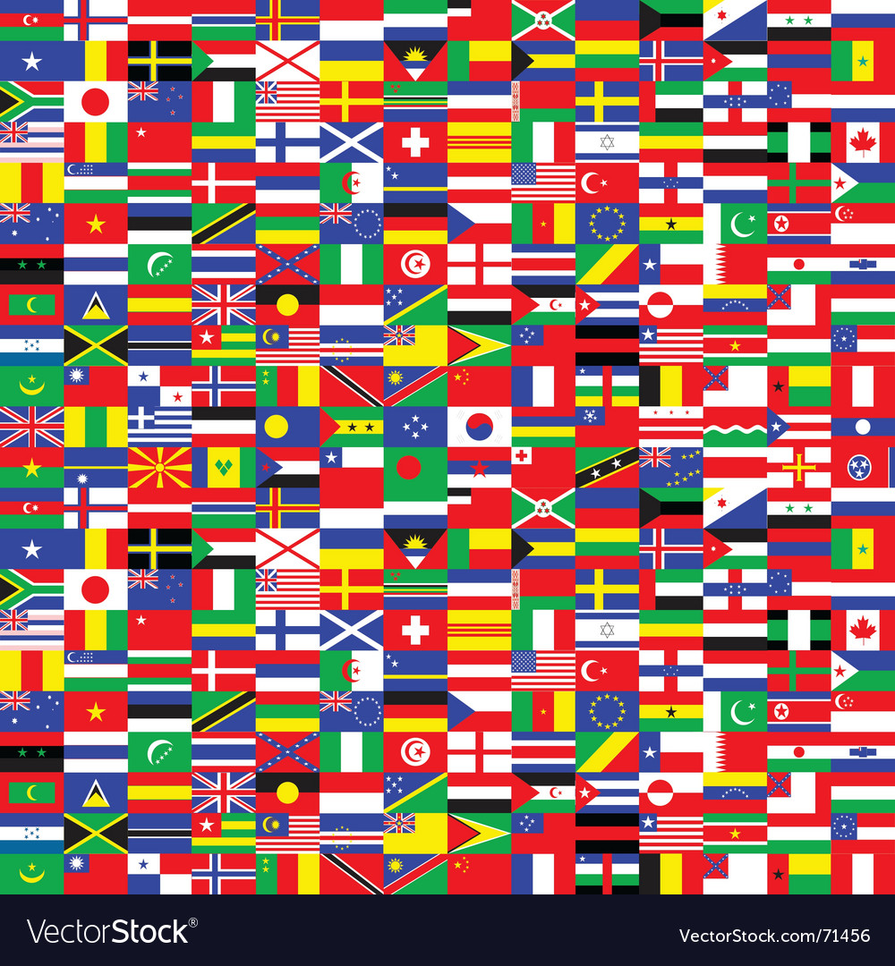 Of pictures world flags the