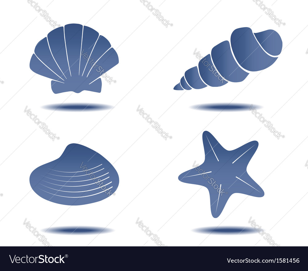 Seashells symbols