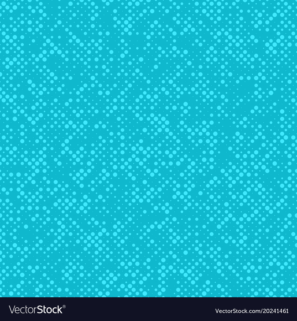 Abstract random halftone dot background pattern vector image