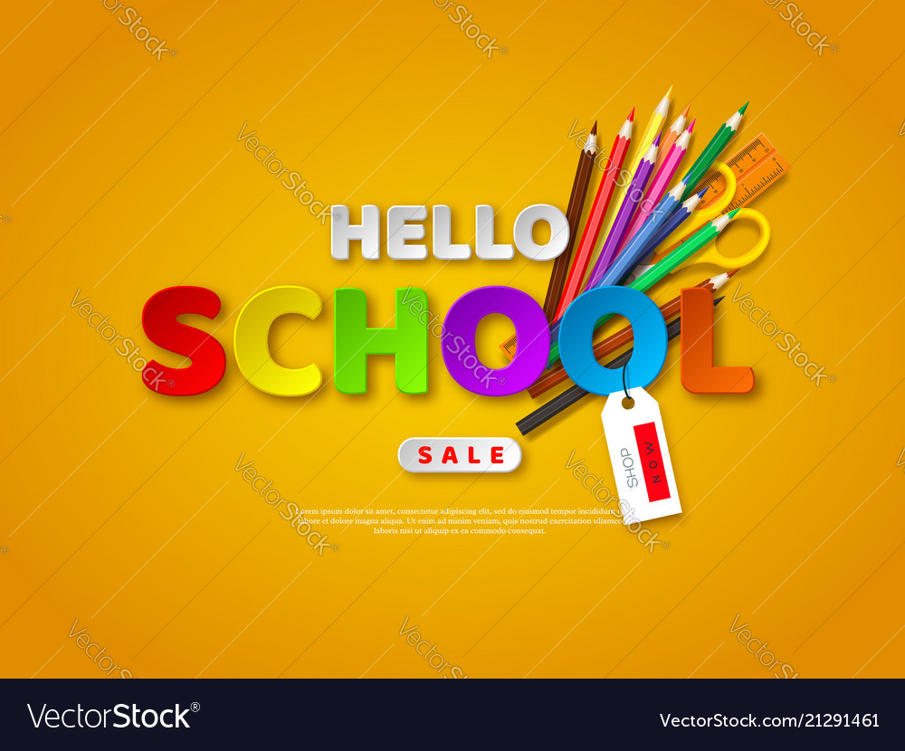 school papers for sale