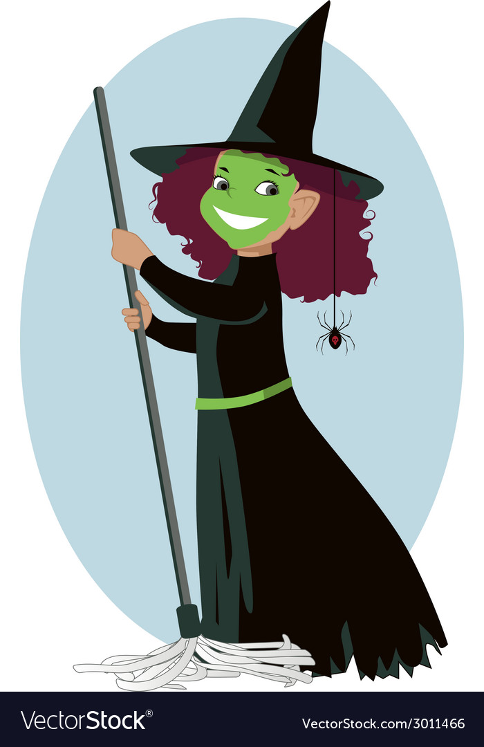 Little Wicked Witch