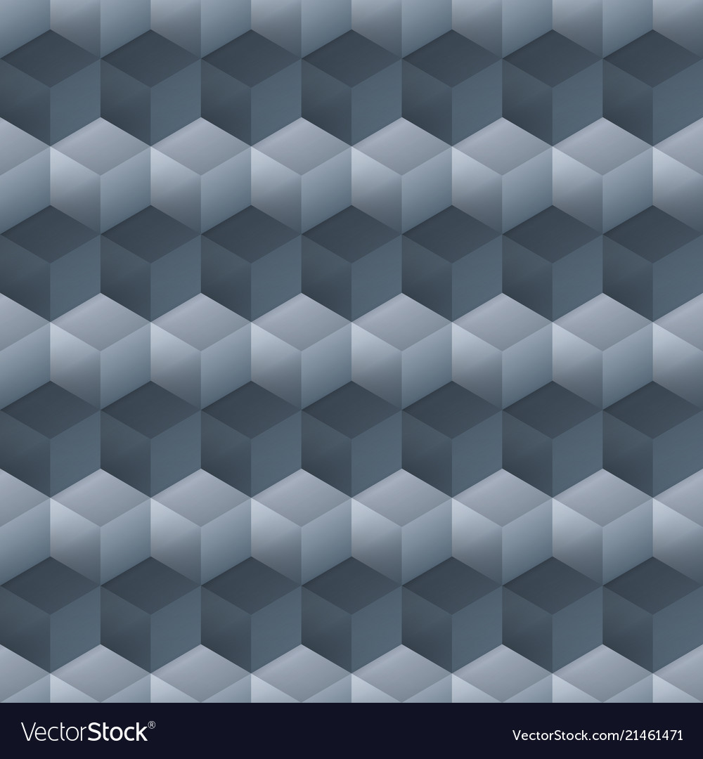 Grey color square pattern