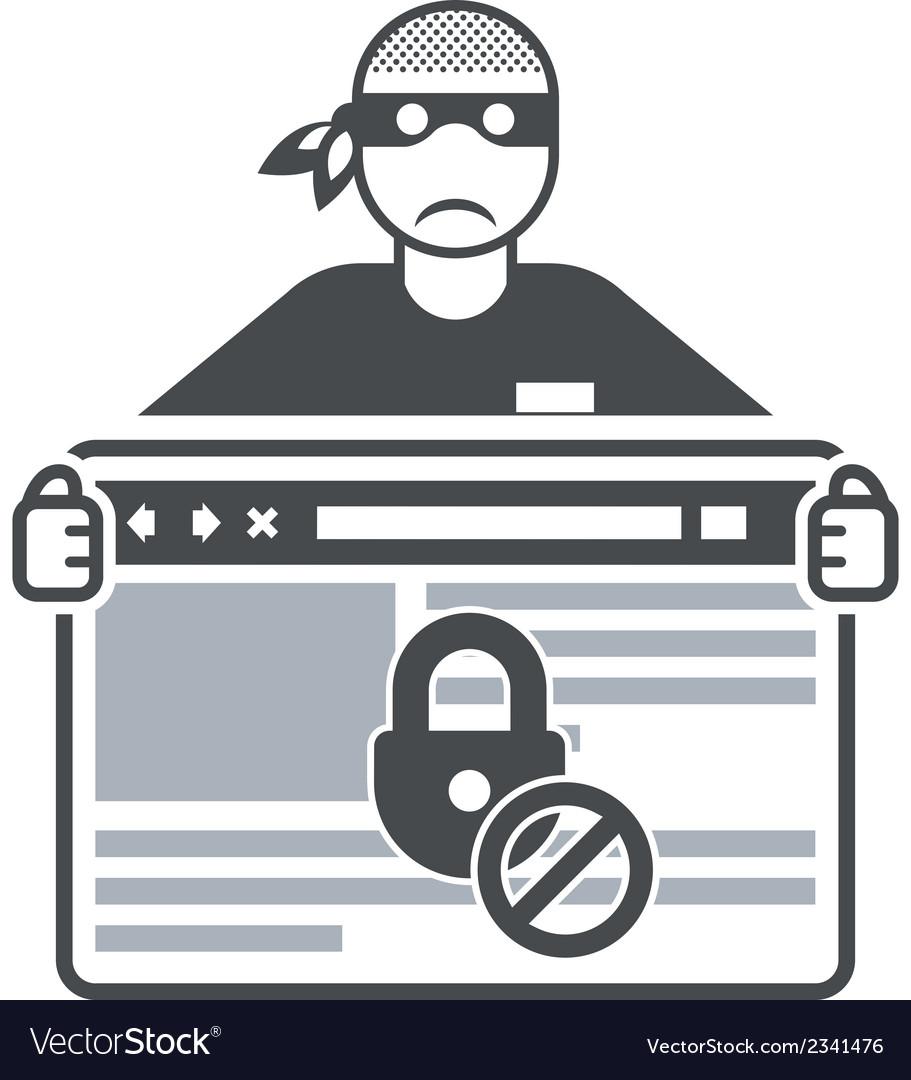 Secure website - internet swindler or hacker