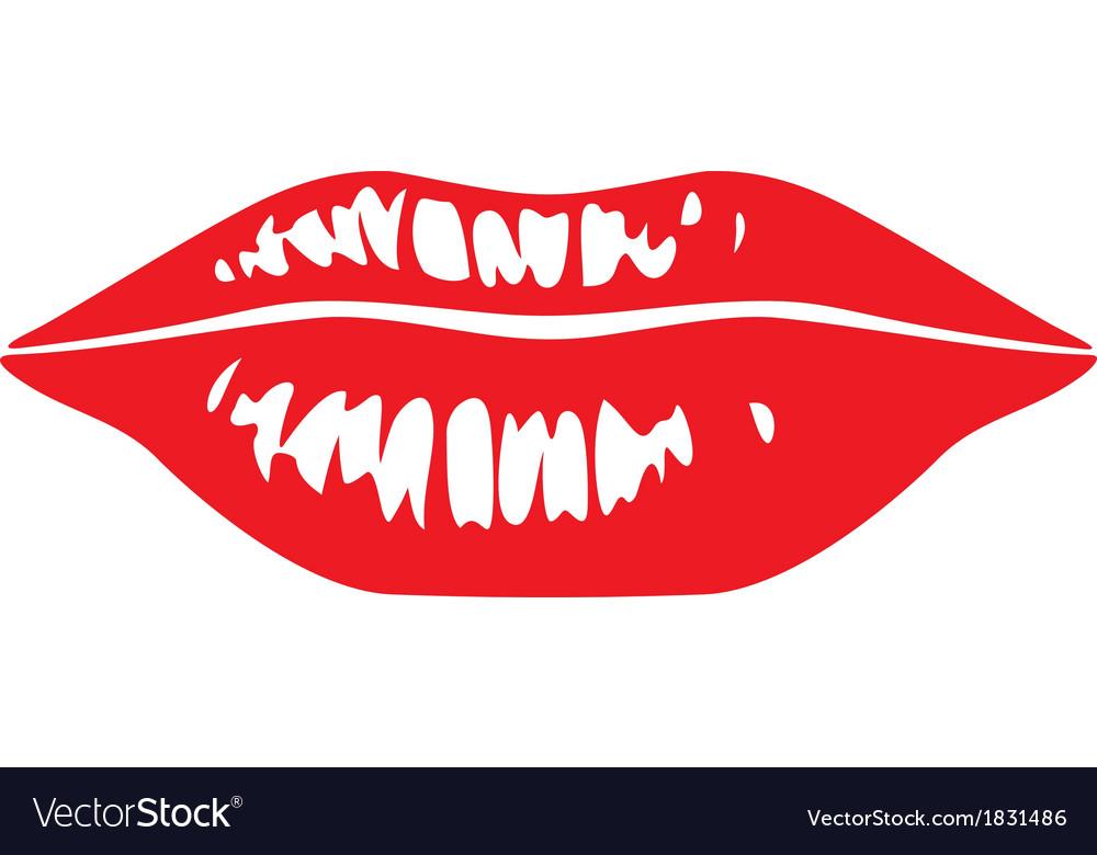Sensuality lips