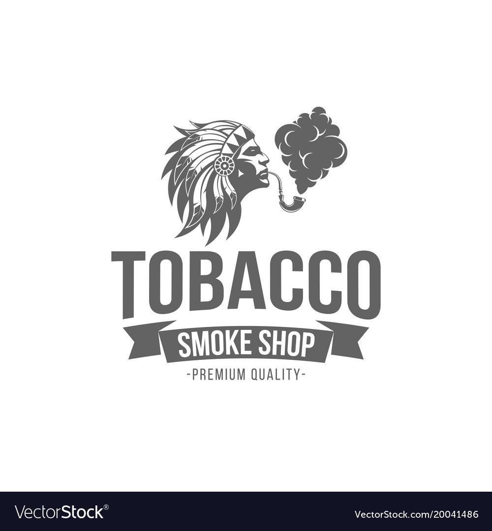 Smoking emblem
