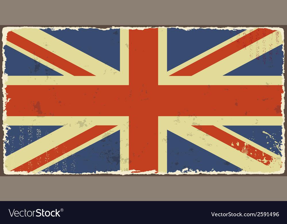 British grunge flags