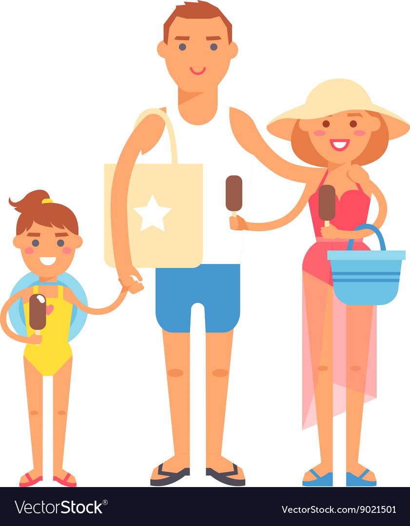Vacation family