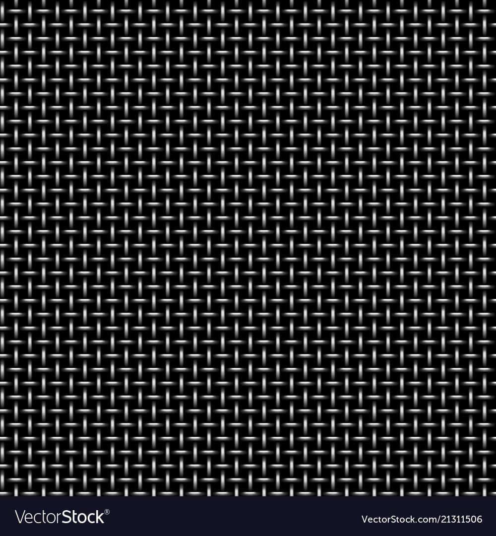 Pattern metal grid seamless background
