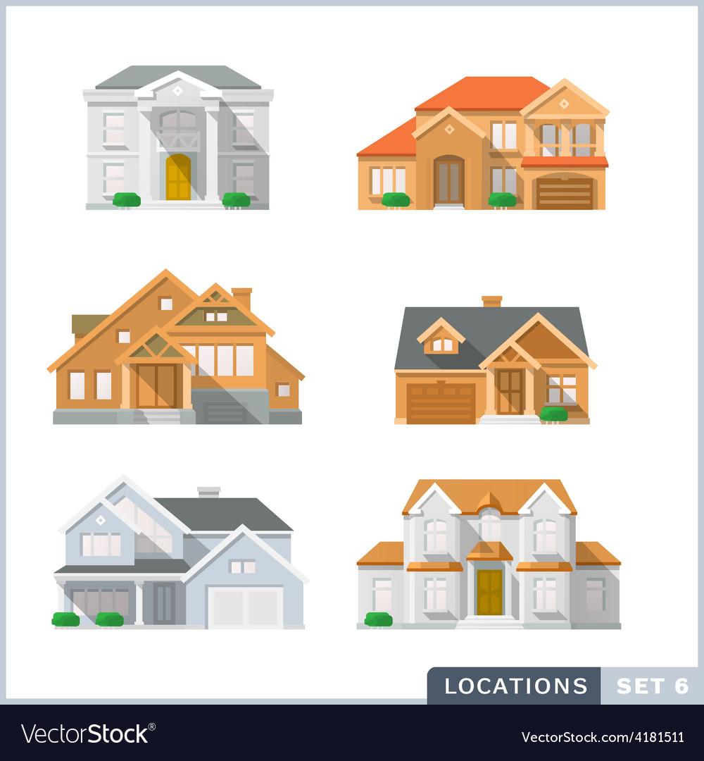 House icon set2