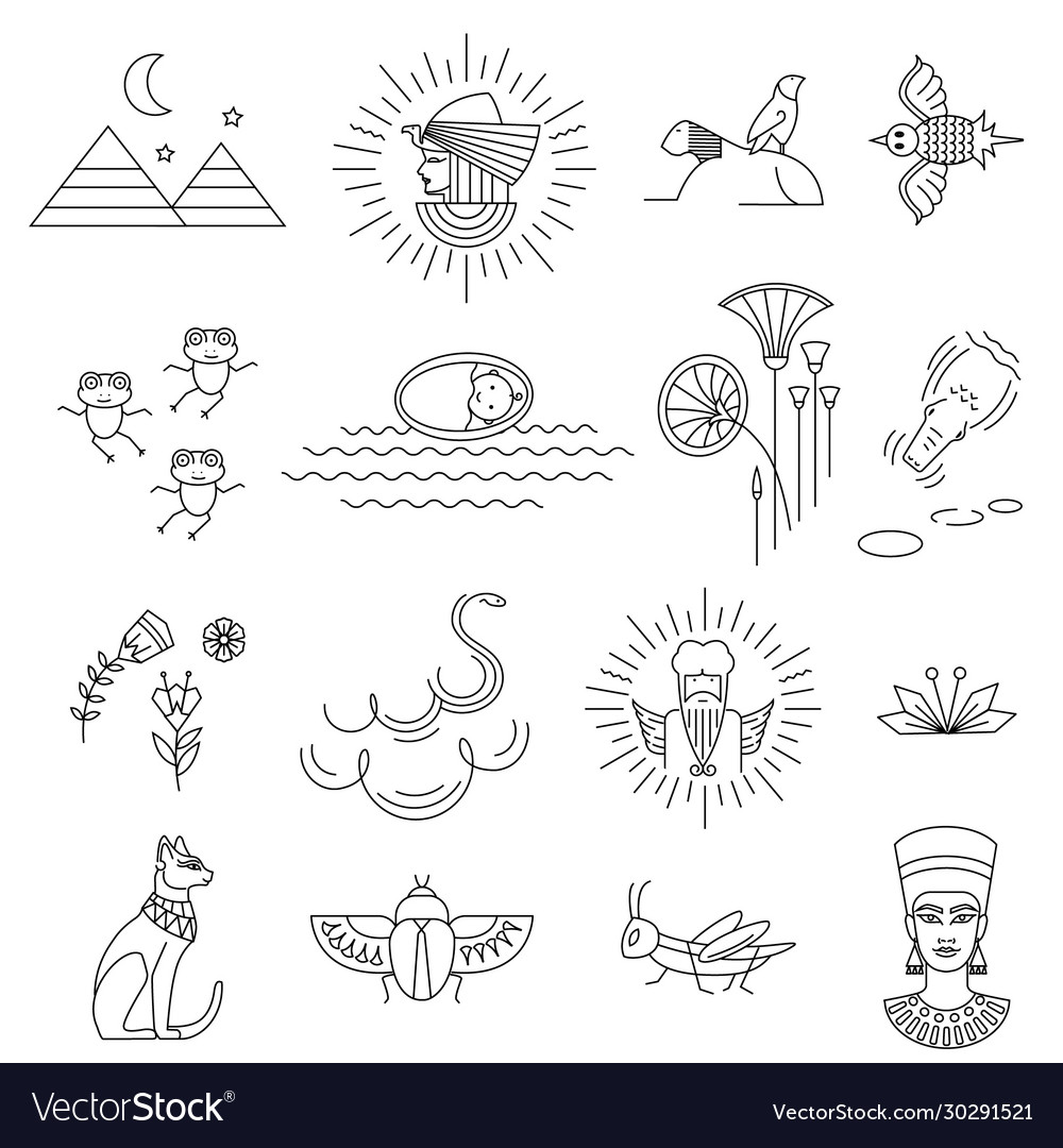 Egyptian repeatable pattern with passover holiday