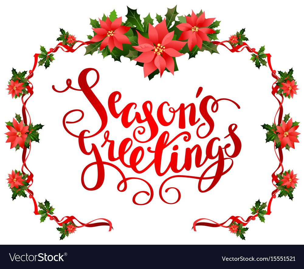 221ff7178e49c Seasons greetings frame