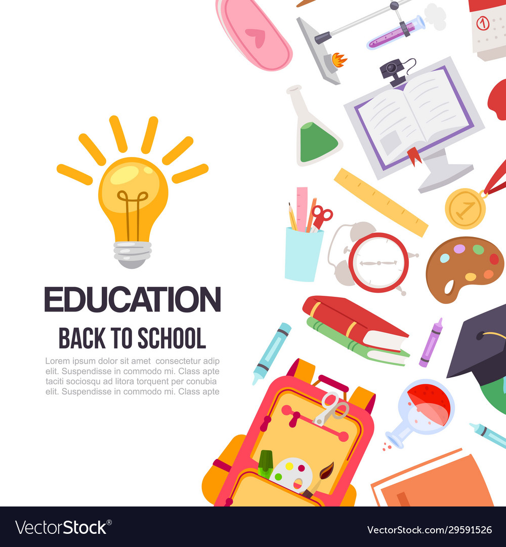 Children education and 1 september back to school