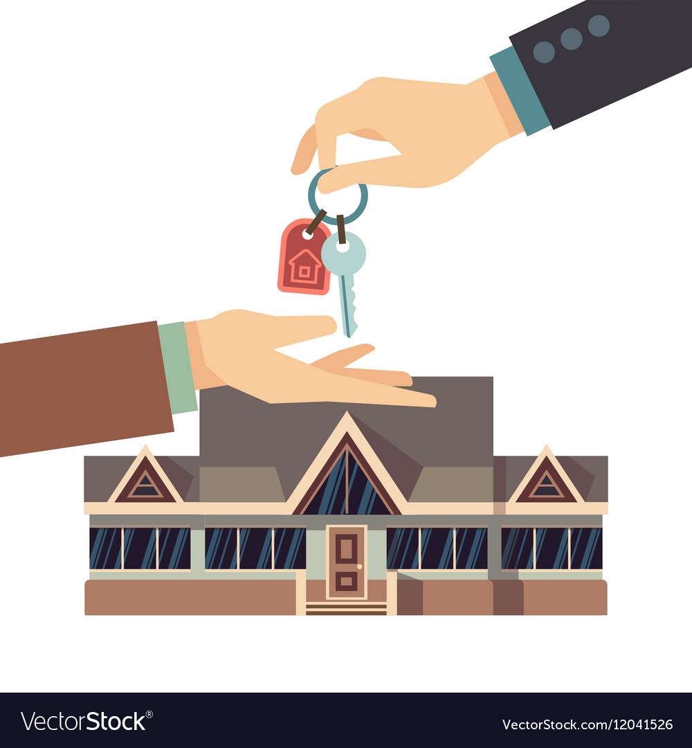 Selling and buying house real estate