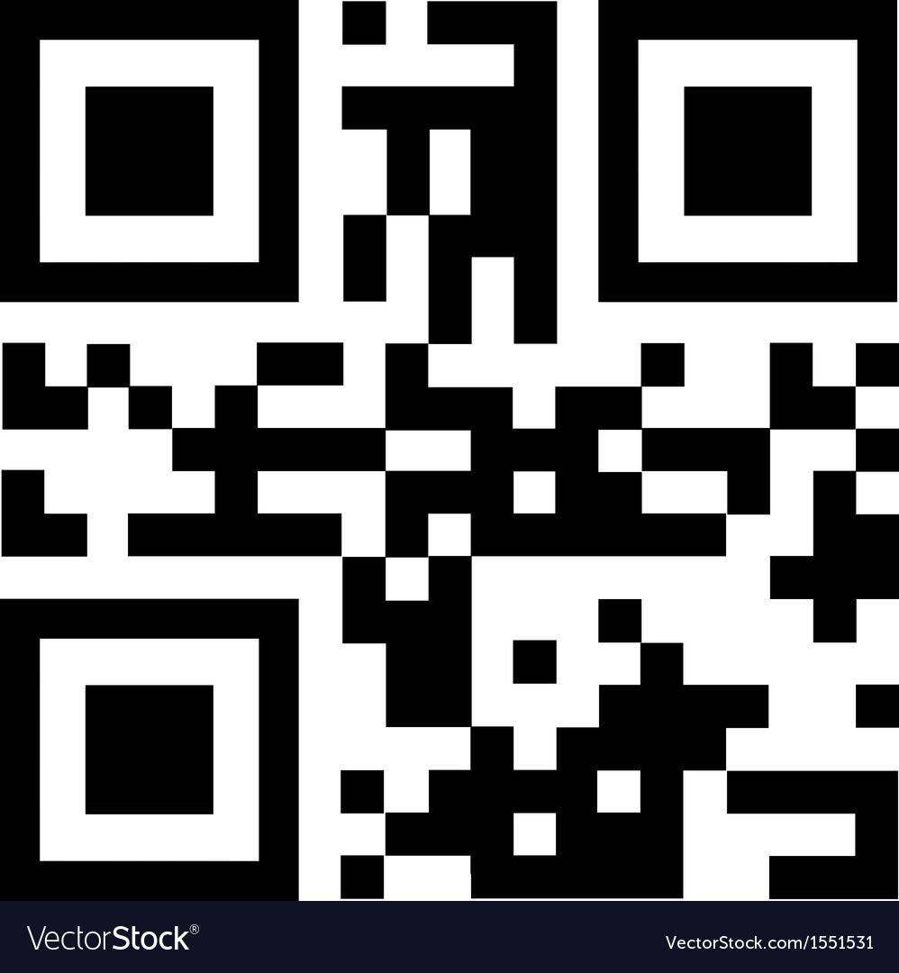 Black qr code says HOT PRICE