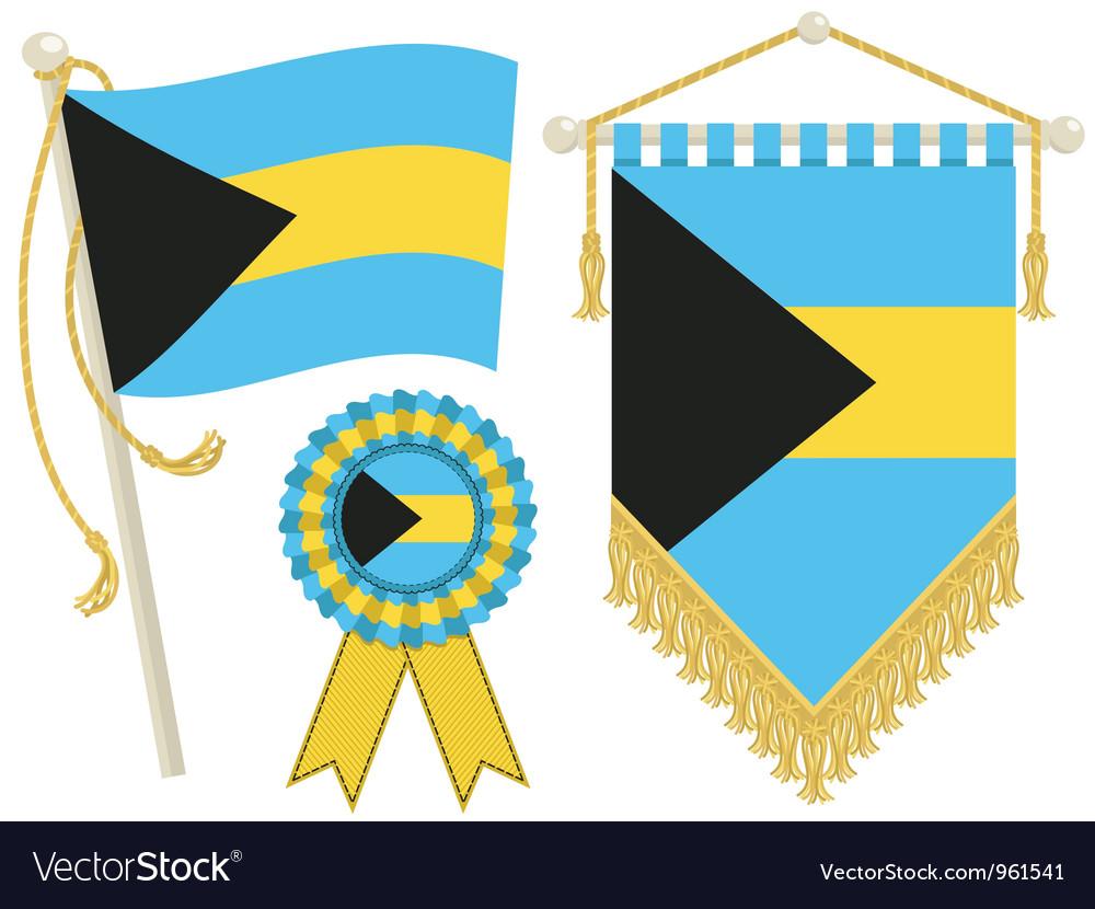 Bahamas flags