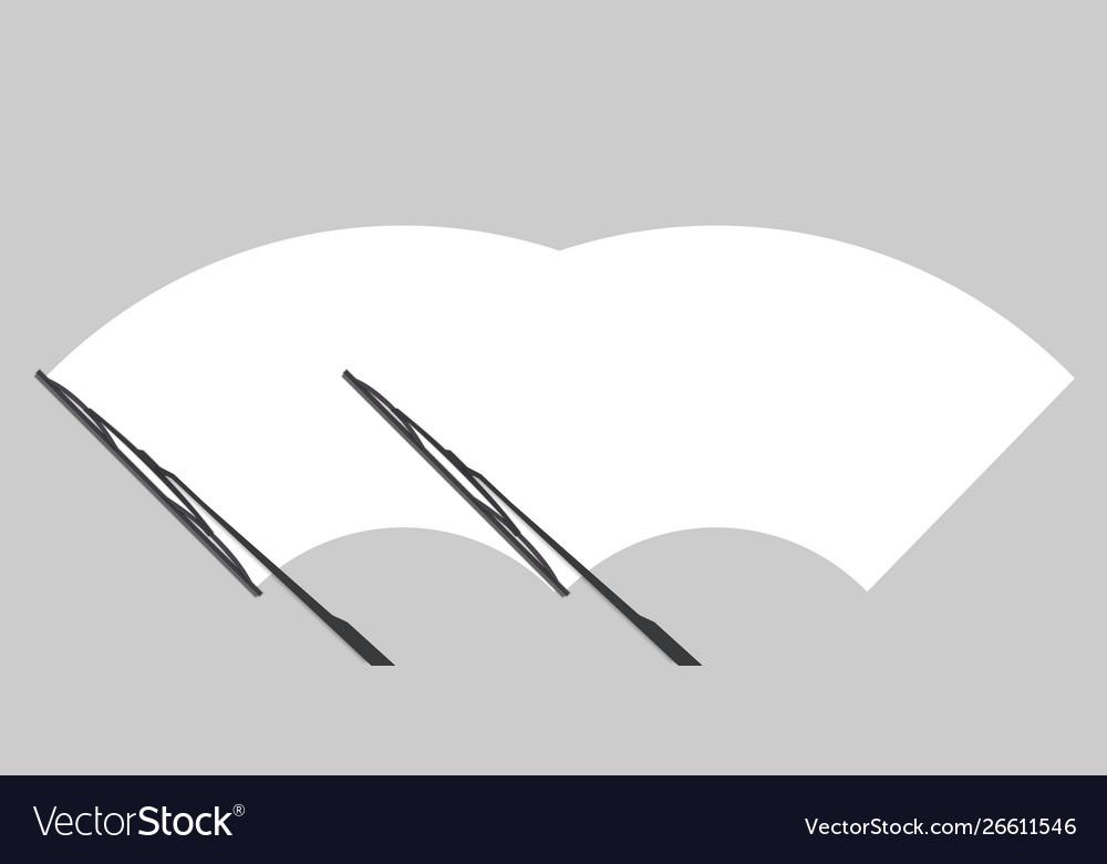 Windscreen check wiper