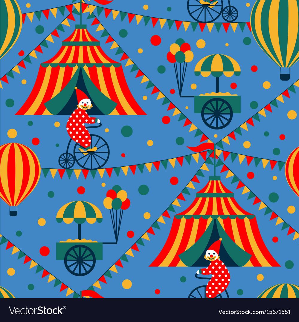 Seamless circus