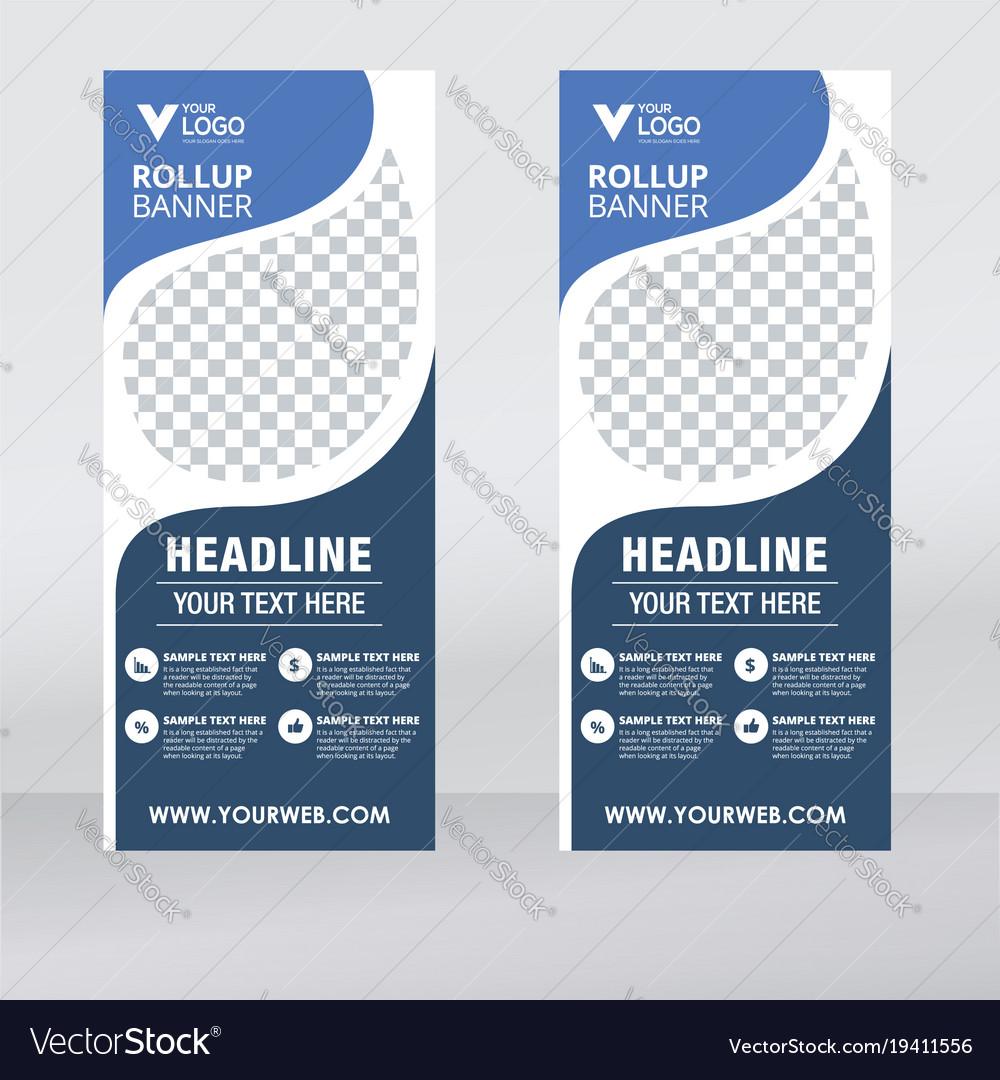 Banner Sample Design Geccetackletartsco - Retractable banner template