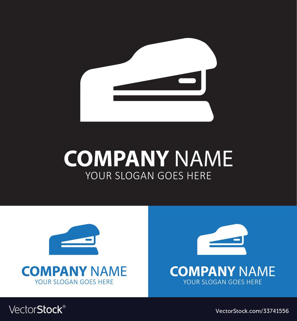 Office stapler icon