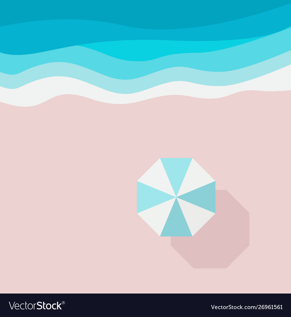 Azure sandy beach piece sea or ocean and beach