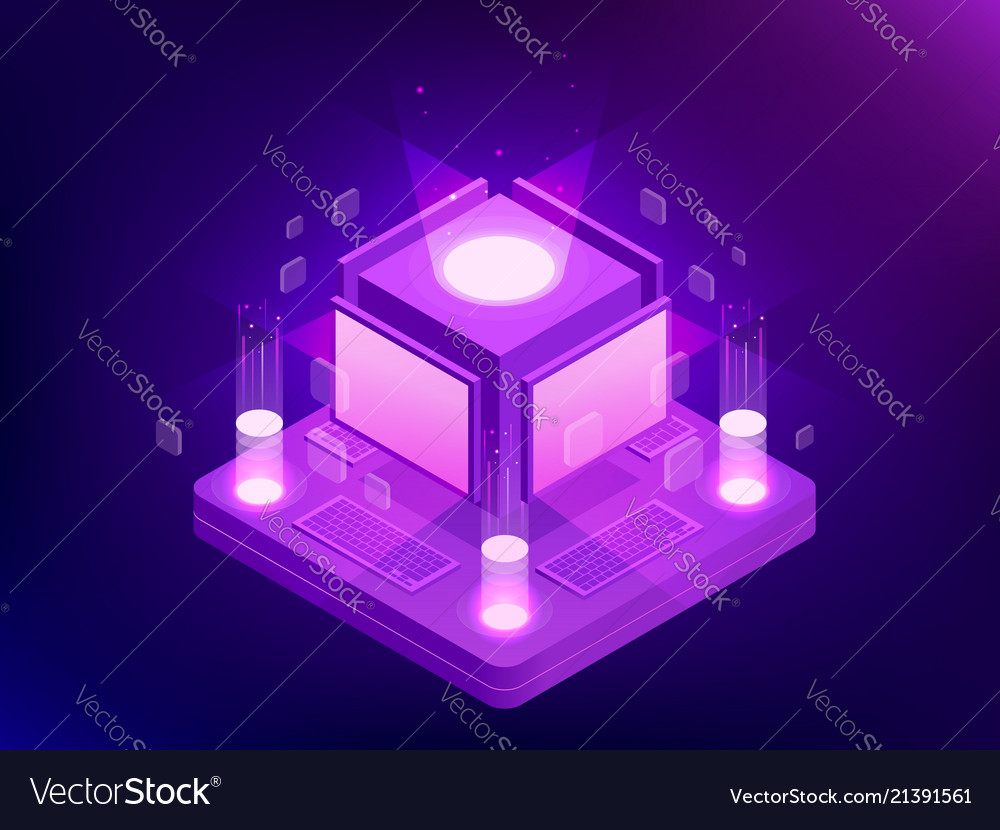 Isometric concept of artificial intelligence