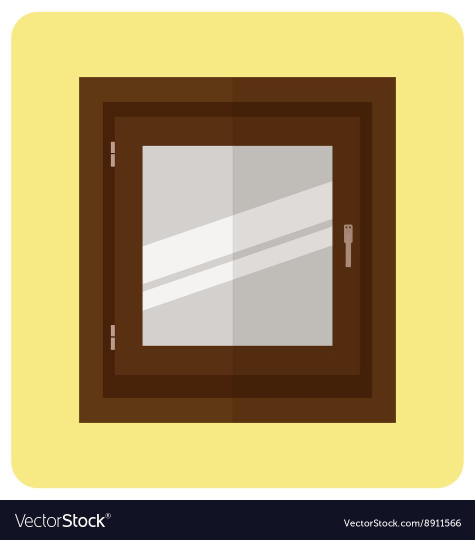 Windowflat icon closed window