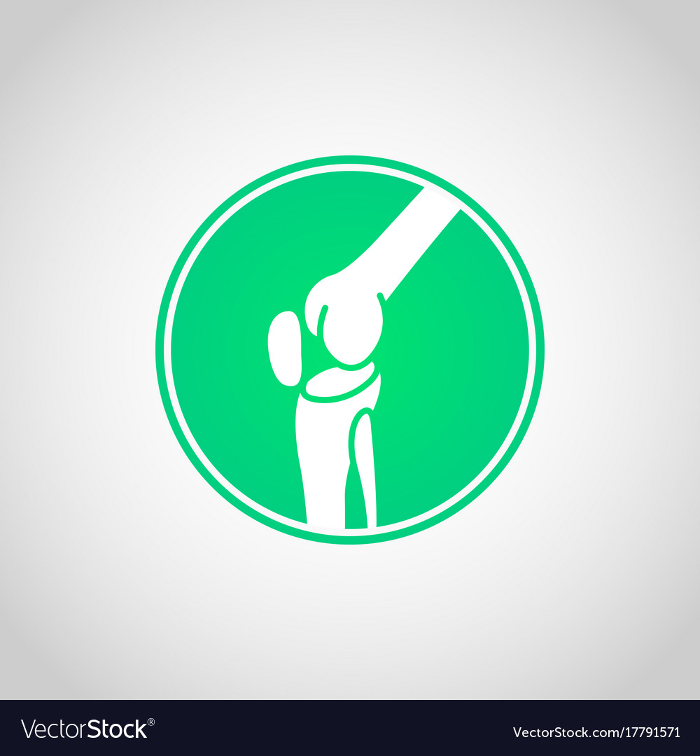 Bone and joint health icon