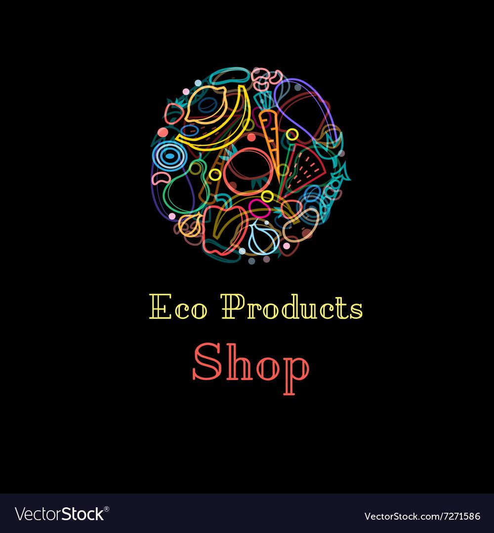 Icon emblem store