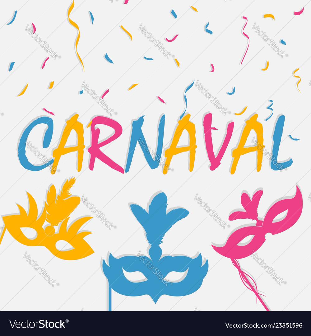 Carnaval banner