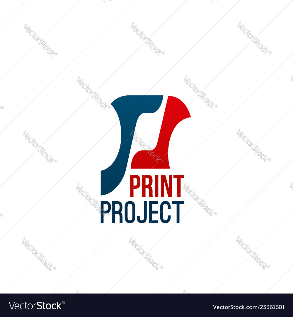 Icon for print project